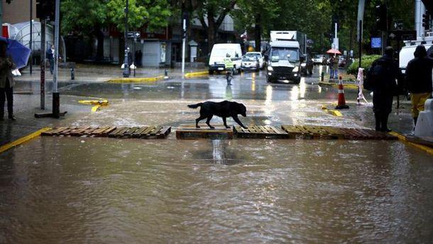 Масштабні повені у Чилі