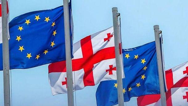 Безвіз для Грузії запрацює наприкінці березня