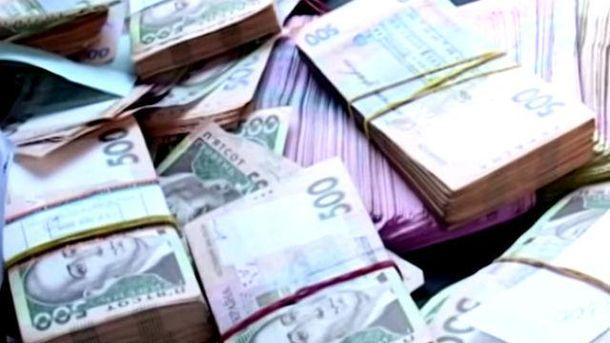 У россиянина украли миллион гривен