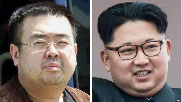 Вбивство Кім Чен Нама