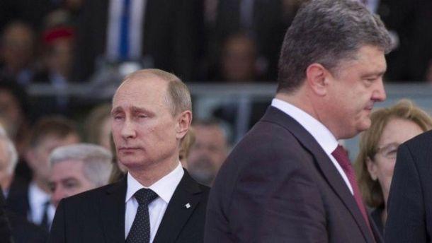 Как Петру Порошенко заставить Владимира Путина остановиться?