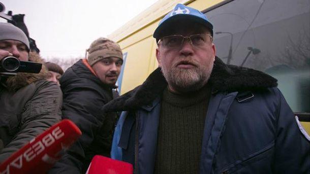 Рубан рассказал детали своего задержания СБУ