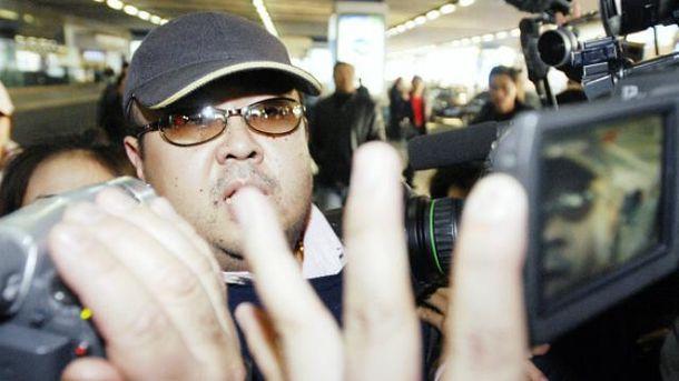 Ким Чон Нама убили в аэропорту Куала-Лумпура