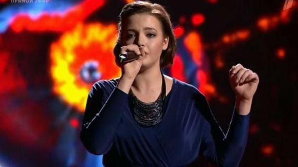 Вірогідна представниця Росії на Євробачення-2017 Дарина Антонюк