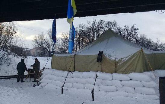 Залізнична блокада на Донбасі