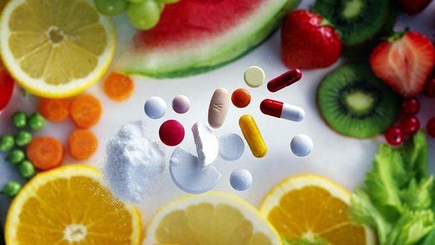 Весною багатьом бракує вітамінів