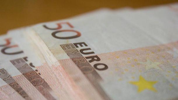 Середня зарплата в Україні менше 150 євро