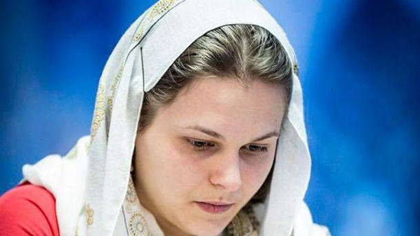 Сегодня Анне Музычук исполнилось 27 лет