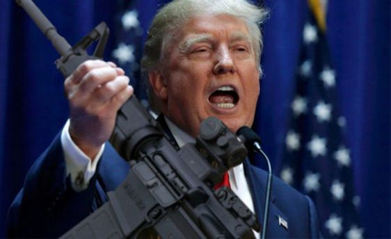 Трамп хоче помірятися зброєю з Росією