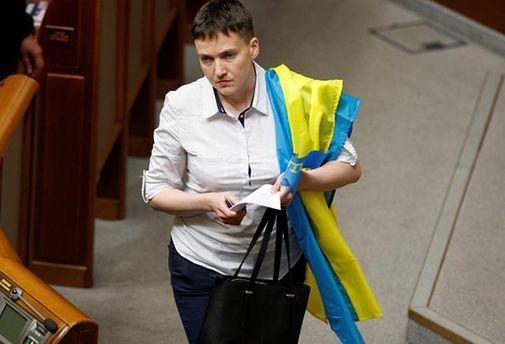 Савченко планує поїздку на ще одну окуповану територію