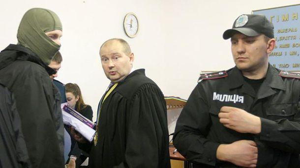 Микола Чаус