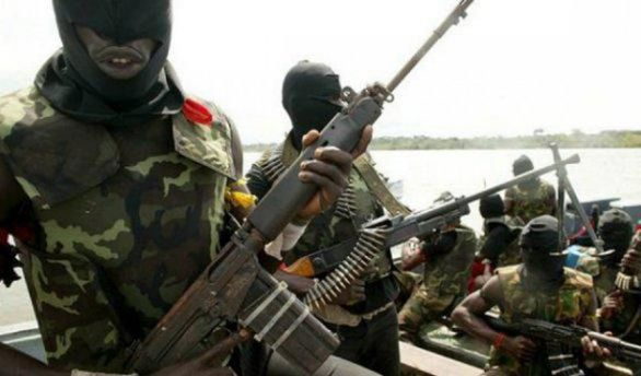 Нігерійські пірати відпустили українських моряків