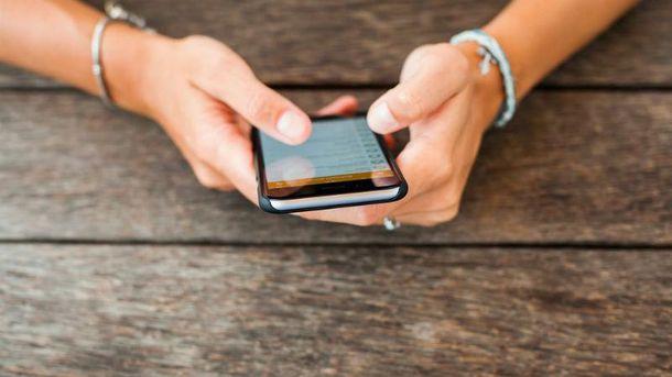 Ошибки при пользовании смартфоном