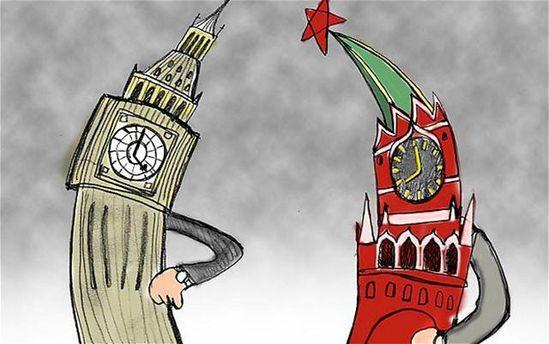 Британія хоче потоваришувати з Росією?