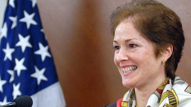 Посол США Мари Йованович