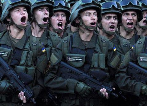 Українська армія стала міцнішою у п'ять разів