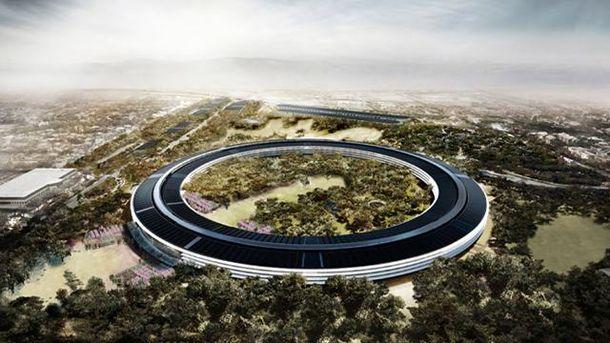 Новий офіс Apple
