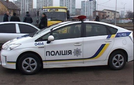 Погоня у Києві