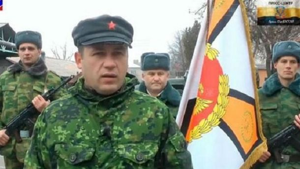 Террорист Виталий Киселев