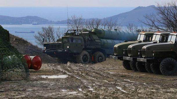 Российско-оккупационные войска в Крыму