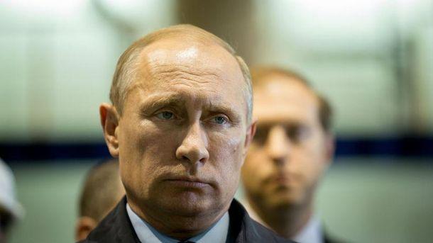 Путин на заводе РусВинил