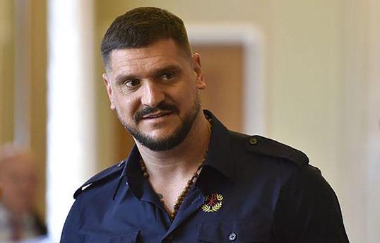 Юрій Буглак офіційно став нардепом