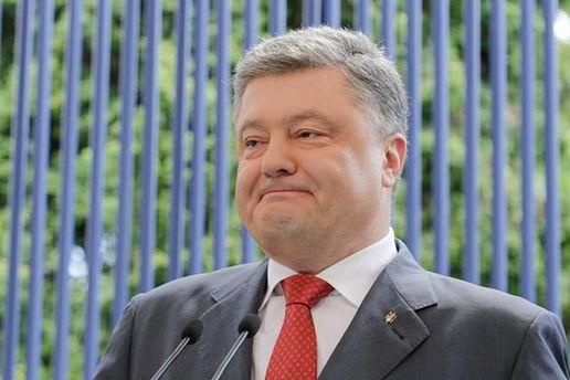 Порошенко прокоментував справу проти Насірова