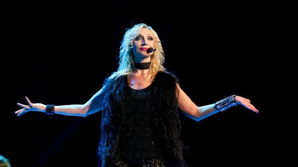 Російська співачка Крістіна Орбакайте