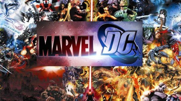 Герої коміксів крізь роки