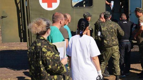Здебільшого медсестри в зоні АТО підтримують окупантів
