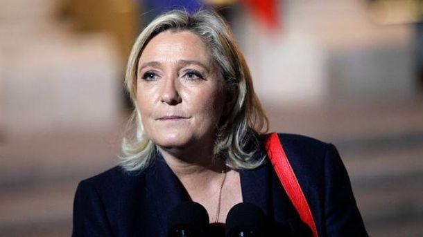 Марин Ле Пен вызвали в суд