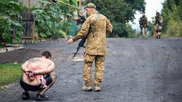 Боевики на востоке нередко прибегают к пыткам и истязаниям