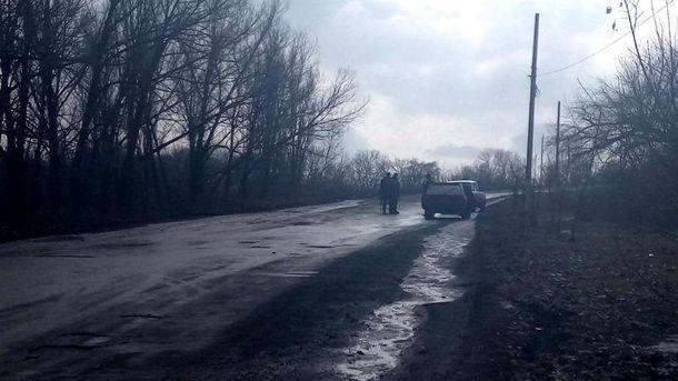 Полиция перекрыла мост возле редута блокировщиков