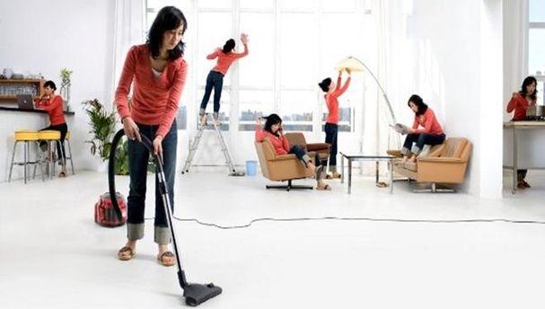 Тщательная уборка вредит здоровью