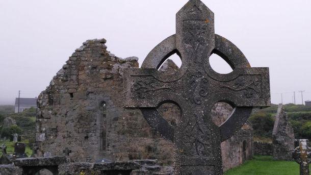 Могила в Ірландії