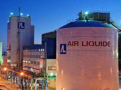 Французька компанія Air Liquide