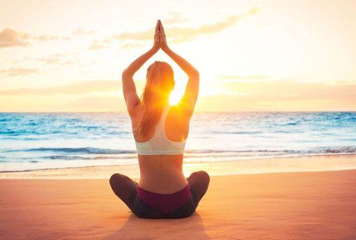 Йога хорошо влияет на психическое состояние человека