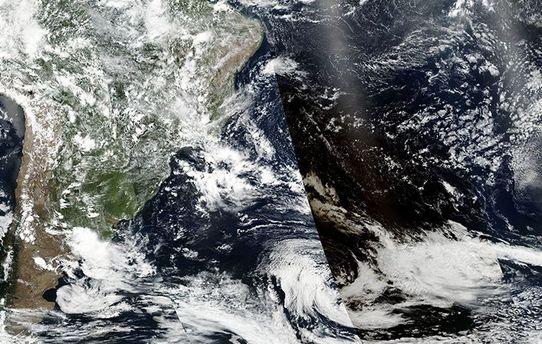 Затемнення на Землі