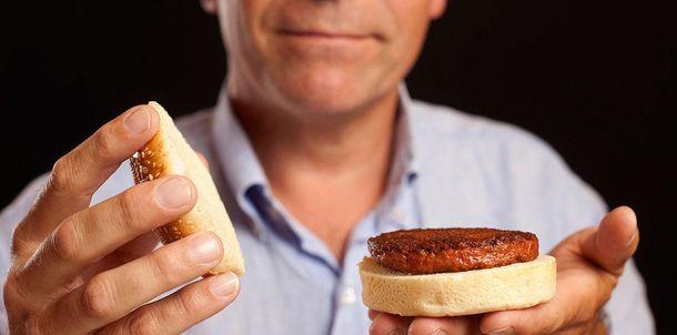 Мясо из пробирки скоро изменит весь мир