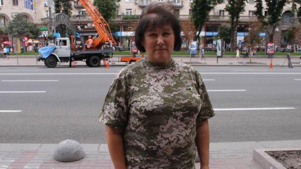 Олена Мокренчук