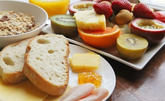 Що не можна їсти на сніданок