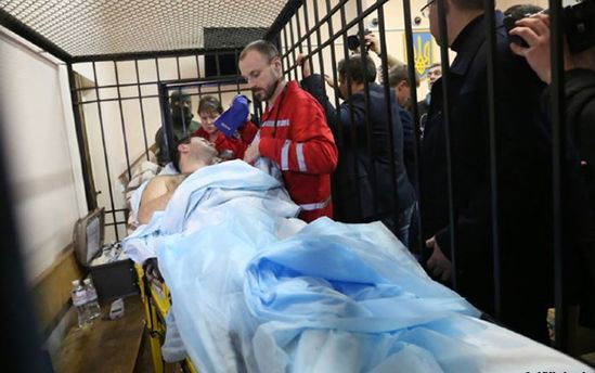 Насіров спростовує інфомацію про свій інфаркт та операцію