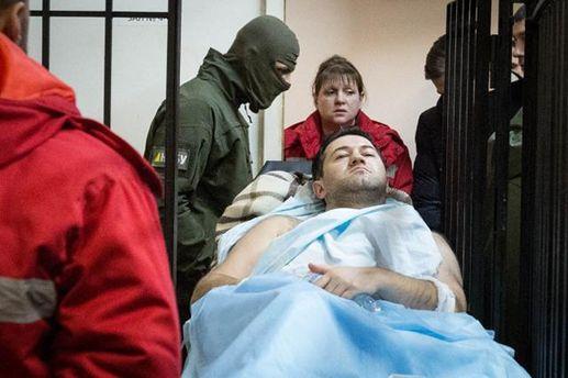 Насирову отказали в судмедэкспертизе