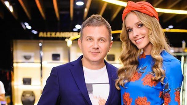 Осадчая и Горбунов сыграли тайную свадьбу
