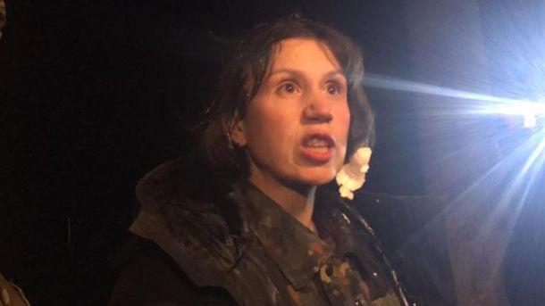 Народний депутат Тетяна Чорновол