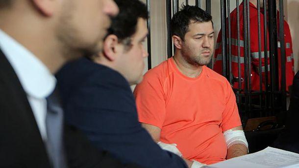 Роман Насиров в зале суда