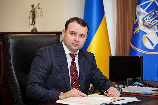 Юрій Шеремет покине пост керівника департаменту внутрішньої безпеки ДФС