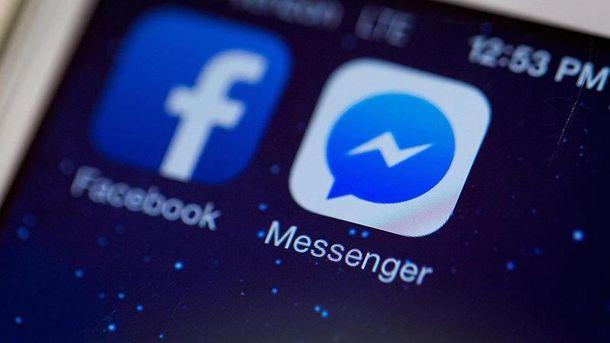 Facebook та Messenger – найпопулярніші мобільні додатки
