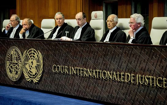 Росія в Гаазі висуває Україні зустрічні звинувачення