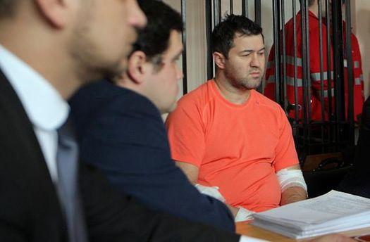 Роман Насиров находится в четырехместной камере